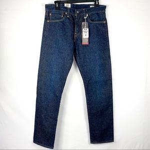 Levis 511 Jeans White Oak Cone Denim 31x30